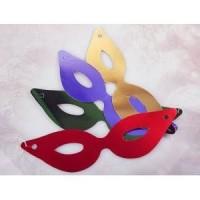 Parti Yıldızı - 12 li Yılbaşı Maske