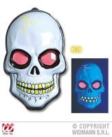 Parti Yıldızı - 3D Neon İskelet Dekor Süs 38X56 CM