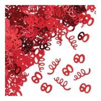 Parti Yıldızı - 60 Yaş Konfeti