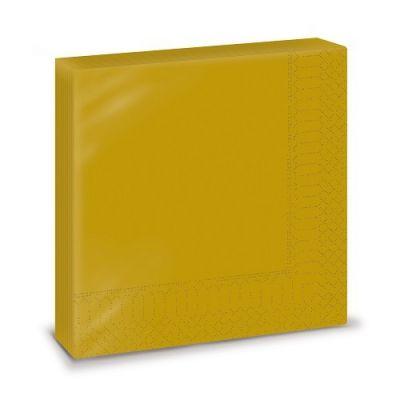 Altın Peçete 33 x 33 cm / 20 Adet