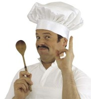 Parti Yıldızı - Aşçı Şapkası