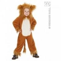 Parti Yıldızı - Aslan Çocuk Kostümü
