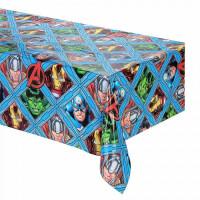 Parti Yıldızı - Avengers Multi Heroes Masa Örtüsü