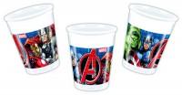 Parti Yıldızı - Avengers Power 8 li Bardak