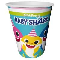 Parti Yıldızı - Baby Shark Bardak