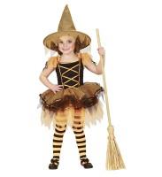 Parti Yıldızı - Balerin Cadı Kostümü / Turuncu