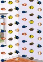AMSCAN - Balıklar Uzar Süs 210cm 6 Adet