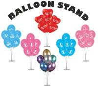 Parti Yıldızı - Balon Standı 7li