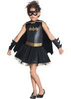 Parti Yıldızı - BATGIRL Kız Kostümü 3-4 Yaş
