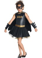 Parti Yıldızı - BATGIRL Kız Kostümü