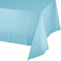 Parti Yıldızı - Bebek Mavisi Masa Örtüsü ( Yerli Üretim )