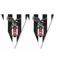 Parti Yıldızı - Beşiktaş Bayrak Afiş
