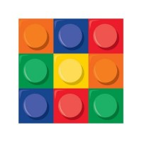 Parti Yıldızı - Block Parti Küçük Peçete
