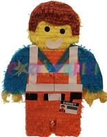 Parti Yıldızı - LEGO Şekilli Pinyata