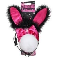 Parti Yıldızı - Bride Tavşan Set