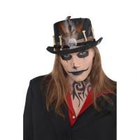 AMSCAN - Woodoo Büyücüsü Şapkası