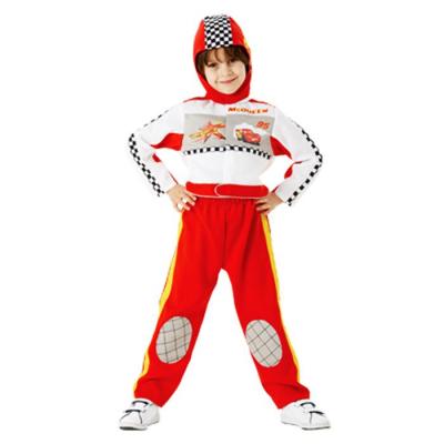 Cars Delux Yarışcı Kostümü