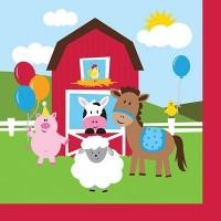 Parti Yıldızı - Çiftlik Evi Küçük Peçete