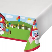 PD - Çiftlik Evi Masa Örtüsü