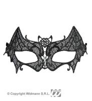 Parti Yıldızı - Dantel İşlemeli Yarasa Maskesi
