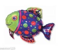 Parti Yıldızı - Dev Renkli Balık 36