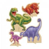 Parti Yıldızı - Dinozor Land Masa Orta Süsü