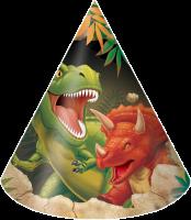 Parti Yıldızı - Dinozor Land Şapka