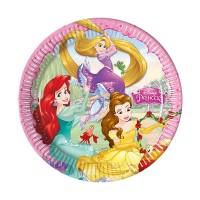 Parti Yıldızı - Disney Prenses Dreaming Tabak