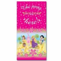 Parti Yıldızı - Disney Prensesleri Kapı Afişi
