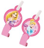 Parti Yıldızı - Disney Prensesleri Kaynana Dili 6 Adet