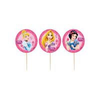 Parti Yıldızı - Disney Prensesleri Lisanslı Kürdan 10 lu