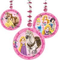 Parti Yıldızı - Disney Prensesleri ve Hayvanlar Asma Süs