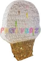 Parti Yıldızı - Kornet Dondurma Şekilli Pinyata
