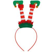 Parti Yıldızı - Elf Ayakları Dekorlu Taç