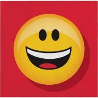 Parti Yıldızı - Emoji Partisi Küçük Peçete