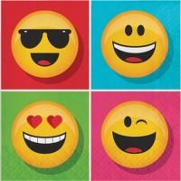 Parti Yıldızı - Emojiler Partisi 16 lı Peçete