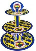 Parti Yıldızı - Fenerbahçe Cupcake Standı