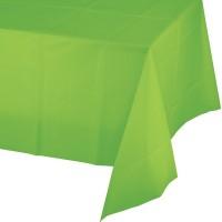Parti Yıldızı - Fıstık Yeşili Masa Örtüsü