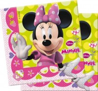 Parti Yıldızı - Fiyonklu Minnie 20 li Peçete