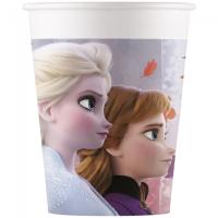 Parti Yıldızı - Frozen 2 Bardak Kağıt 8 li