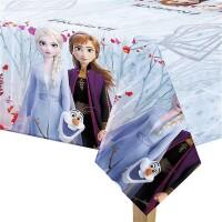 Parti Yıldızı - Frozen 2 Masa Örtüsü 120x180