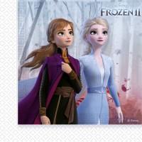 Parti Yıldızı - Frozen 2 Peçete 33 x 33