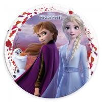 Parti Yıldızı - Frozen 2 Tabak 8 li