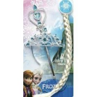 Parti Yıldızı - Frozen Aksesuar Set