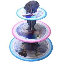 Parti Yıldızı - Frozen Cupcake Standı
