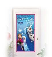 Parti Yıldızı - Frozen Kapı Afişi