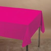 Parti Yıldızı - Fuşya Masa Örtüsü 137 x 274 cm.