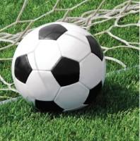 AMSCAN - Futbol Partisi Küçük Peçete 25x25cm