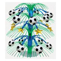 AMSCAN - Futbol Partisi Masa Orta Süsü 45.7cm