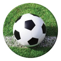 Parti Yıldızı - Futbol Topu 8 li Tabak